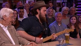 "Nielson: ""John Mayer is echt een meester"" - RTL LATE NIGHT"