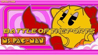 Battle of the Ports - Ms. Pac-man (ミズ・パックマン) Show #267 - 60fps