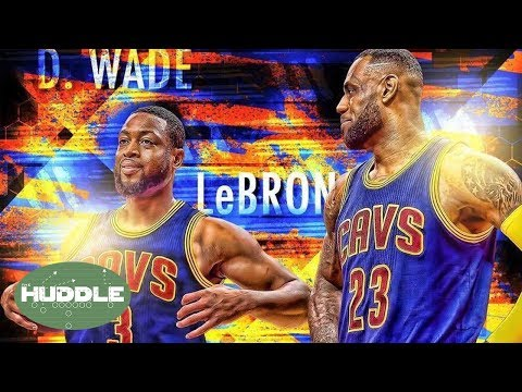 Is Dwayne Wade Trade To Cavs a Done Deal?! - The Huddle