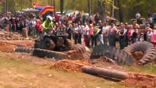 Windrock Spring Jamboree 2015; NCMudman on new Obstacle Coarse!!