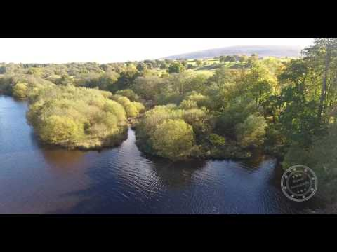 Abbeystead Dam and Weir (Full 4K)