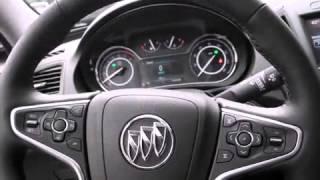 2015 Buick Regal Turbo/e-Assist Premium I