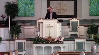 Sermon July 12 2020 Stay Away From Jezebel