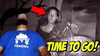 5 GHOST Videos That Are Pretty DANG SCARY Y'ALL | Live Stream