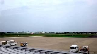 百里基地  戦闘機 発進 2017年6月27日 thumbnail