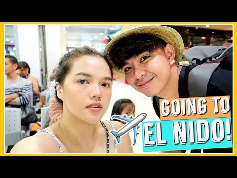 VLOG#52: TRAVELLING TO EL NIDO PALAWAN! ❤ (MY DREAM DESTINATION!) | Philippines