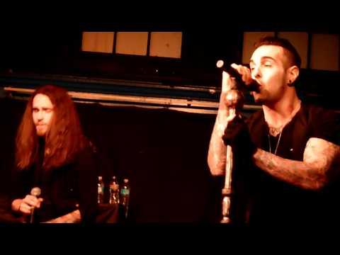 Rev Theory, Broken Bones Acoustic  in Concert in SLC Utah
