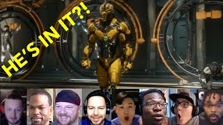 Reactors Reactions To Cyrax And Sektor Reveal | Mortal Kombat 11