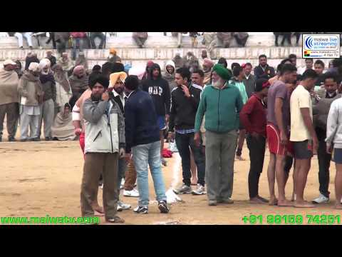 PHALLEWAL (Ludhiana) Kabaddi Cup - 2014 18th January Part 1st.