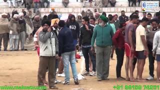 PHALLEWAL (Ludhiana) Kabaddi Cup - 2014 18th January Part 1st.
