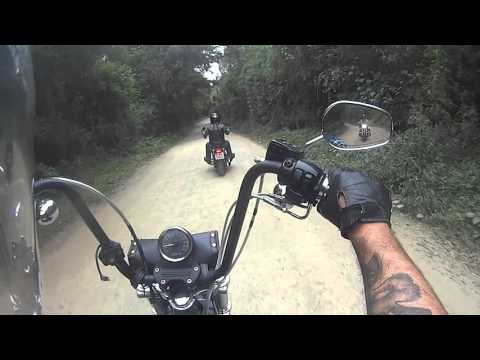 Harley Davidson offroad - Hank Williams III Cecil Brown