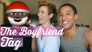 THE BOYFRIEND TAG