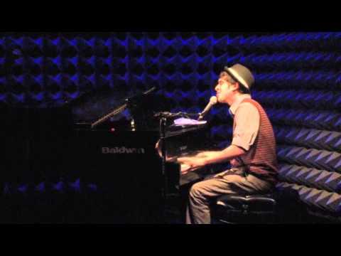 Justin Levine sings David Byrne & Fatboy Slim