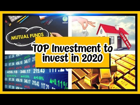 Good investment options in india 2020