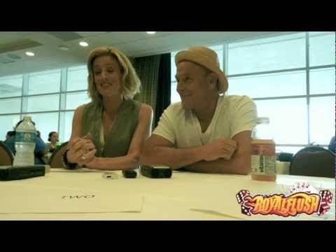 San Diego Comic Con 2012 - Psych Exclusive Interviews (Part 1)