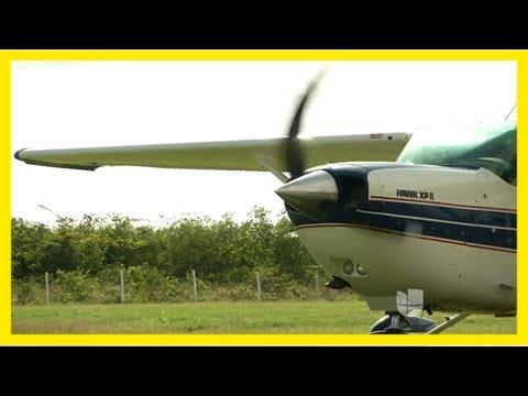 Así recluta el narco a jóvenes pilotos en sudamérica