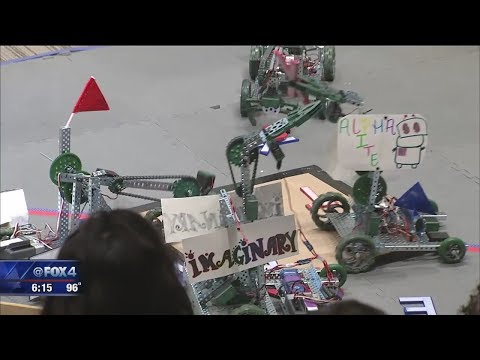 Fort Worth Robotics Competition