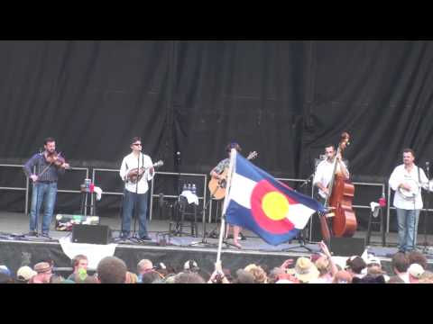 Keller Williams with the Travelin' McCourys - All Good Music Fest. 7-21-13 HD tripod