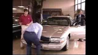 Buick - 1995 Buick Product Improvements (1994)
