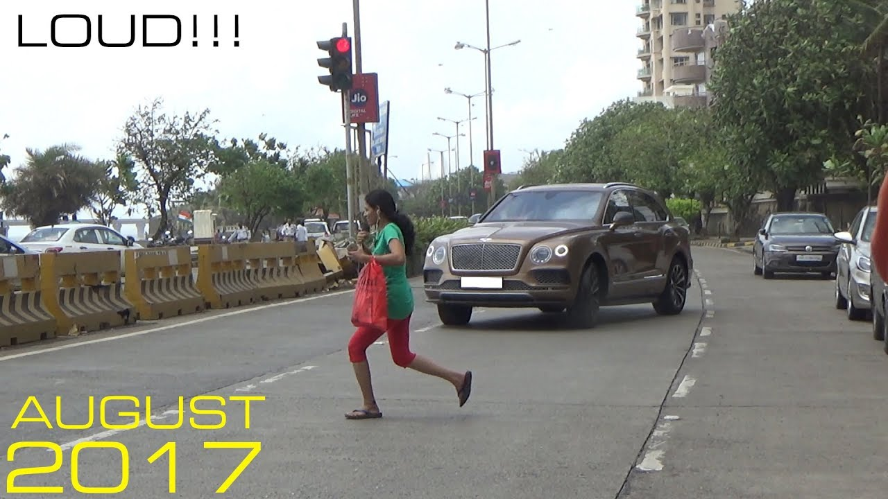 Supercars Of Mumbai India August Youtube