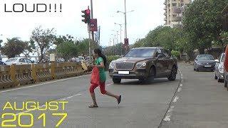SUPERCARS OF MUMBAI | INDIA | AUGUST 2017