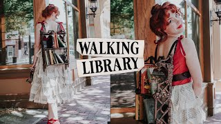 """Turning Myself Into a """"Walking Library""""!"""