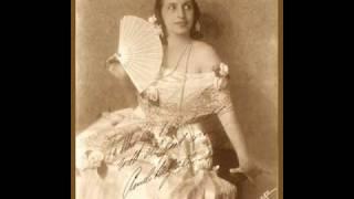 """Amelita Galli-Curci & Giuseppe De Luca  -  La Traviata :  """"Dite alla giovine; Imponete!"""" (Verdi)"""