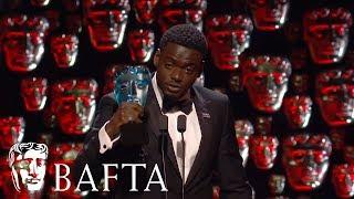 Daniel Kaluuya wins the EE Rising Star Award | EE BAFTA Film Awards 2018