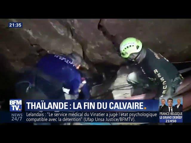 Enfants bloqués dans une grotte en Thaïlande\: retour sur un sauvetage hors du commun