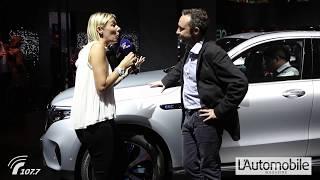 """MagAuto """"Spécial Mondial"""" : MERCEDES EQC"""