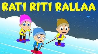 Lastenlauluja suomeksi | Rati Riti Ralla + monta muuta lastenlaulua
