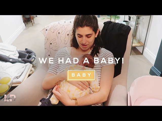 WE HAD A BABY!   Lily Pebbles