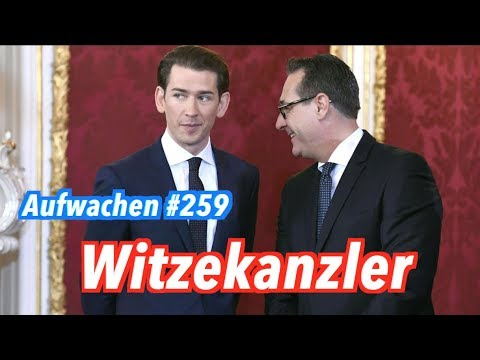 Aufwachen #259: Machtwechsel in Österreich, Bitcoin, CDU-Erneuerung & FDP-Propaganda