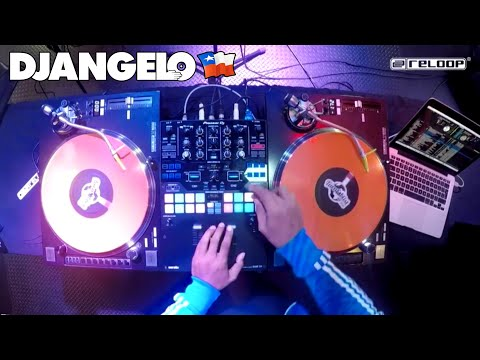 DJ ANGELO - Streaming Live from Santiago