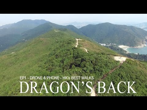 The Dragons Back - Hong Kong's 5 Best walks EP 1.