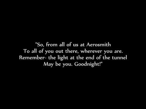 Aerosmith  Amazing lyrics HD