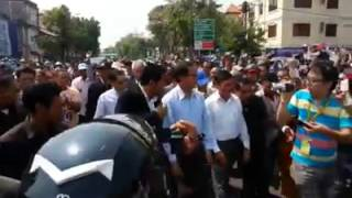 CAMBODIA  DAILY  CNRP  HOT  NEWS  08/03/2014