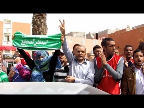 WITNESS Media Lab: Watching Western Sahara
