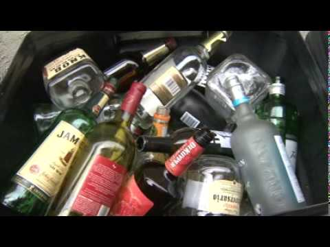 OETA story on a Tulsa woman that started her own glass recycling business aired on 01-27-10.