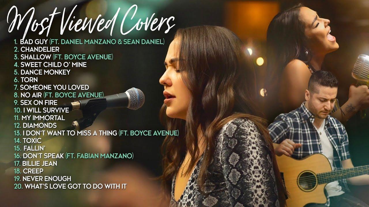 Jennel Garcia Most Viewed Acoustic Covers (feat. Boyce Avenue & Sean Daniel)