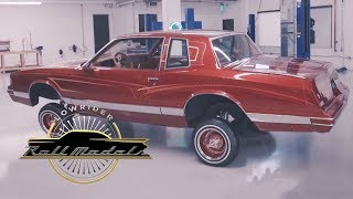 Chris Tzorin & His 1987 Chevrolet Monte Carlo - Lowrider Roll Models Ep. 11
