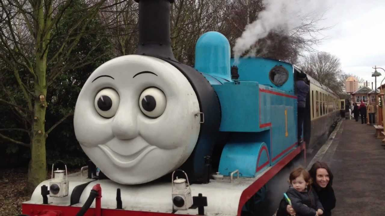 Thomas The Tank Engine - Day Out With Thomas And Friends - YouTube