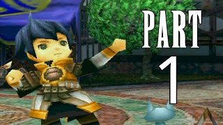 Final Fantasy Chronicles: Echoes Of Time Walkthrough Part 1 (Nintendo DS)