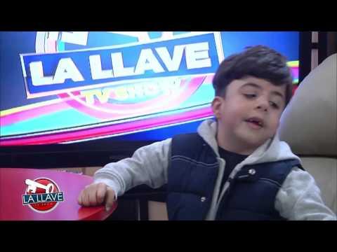 ENTREVISTA (sin editar)  A DEREK HUGO EN LA LLAVE TV SHOW