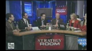 Michael Maslansky on Fox Strategy Room with Heather Nauert 12/04/08 (Part 4 of 10)