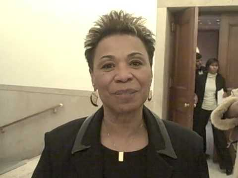 Interview with Barbara Lee (D-Calif.) about Obama presidency