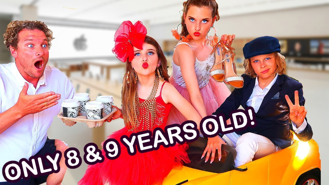 Download PART 2 - KIDS TURN 21 YEARS OLD **GONE WRONG** | Norris Nuts