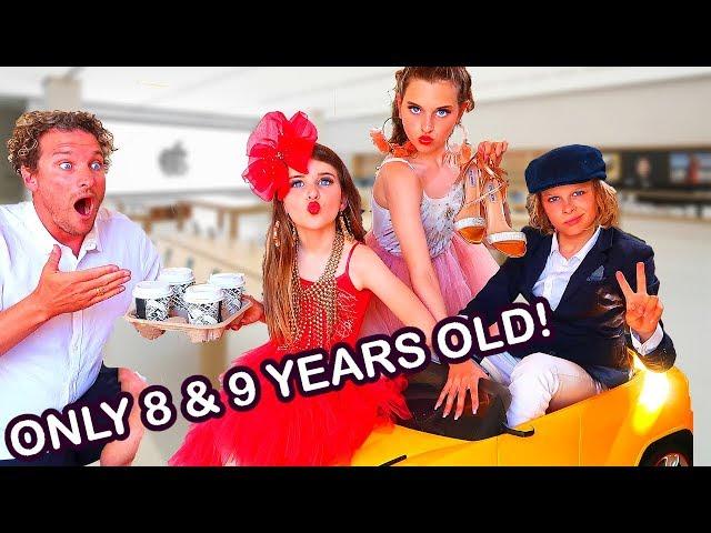 PART 2 - KIDS TURN 21 YEARS OLD **GONE WRONG** | Norris Nuts