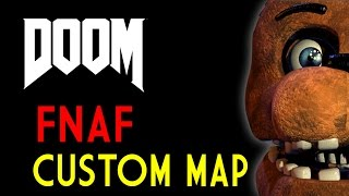 DOOM FIVE NIGHTS AT FREDDYS CUSTOM MAP [ SNAPMAP ]