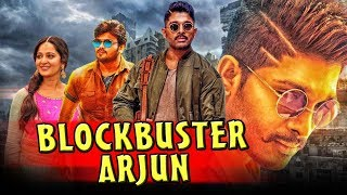 Blockbuster Arjun 2020 South Hindi Dubbed Action Full Movie | Allu Arjun, Anushka Shetty